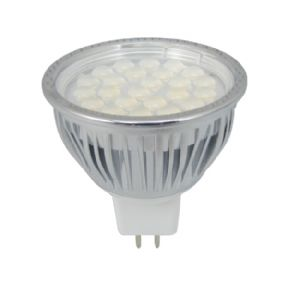 MR16 LED Bulb | 50W Halogen Replacement | 12V Warm & Cool White | GU5.3/MR16 Lamp